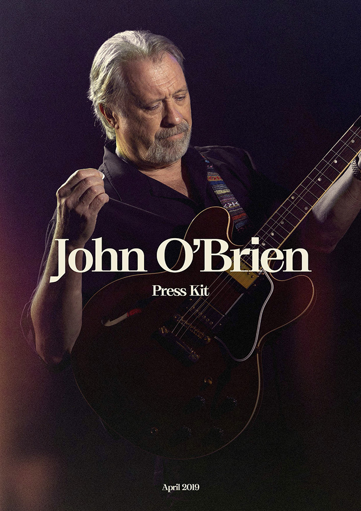 John O'Brien My Revelation